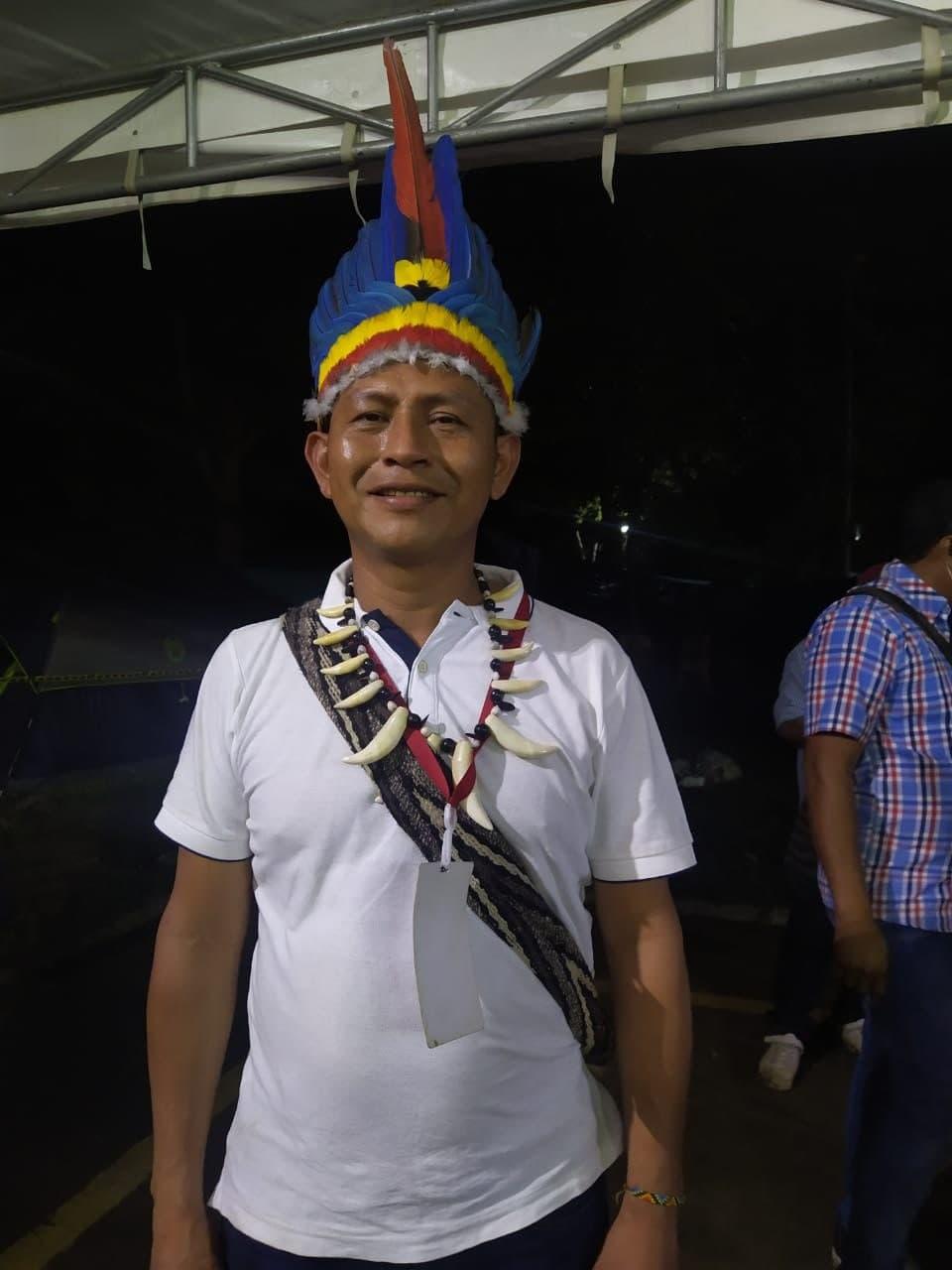 Consejero Mayor Orlando Rayo Acosta