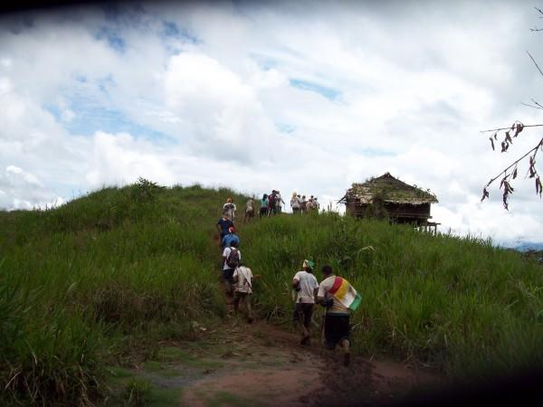 ONIC - Pueblo Awa del Putumayo en situación de ... - photo#17