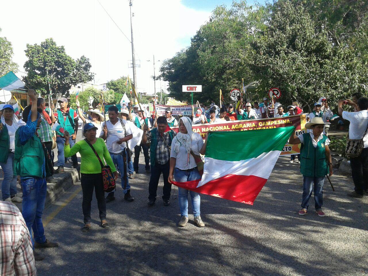 ONIC - Más de 1.200 indígenas Pijaos se movilizan en ... - photo#50