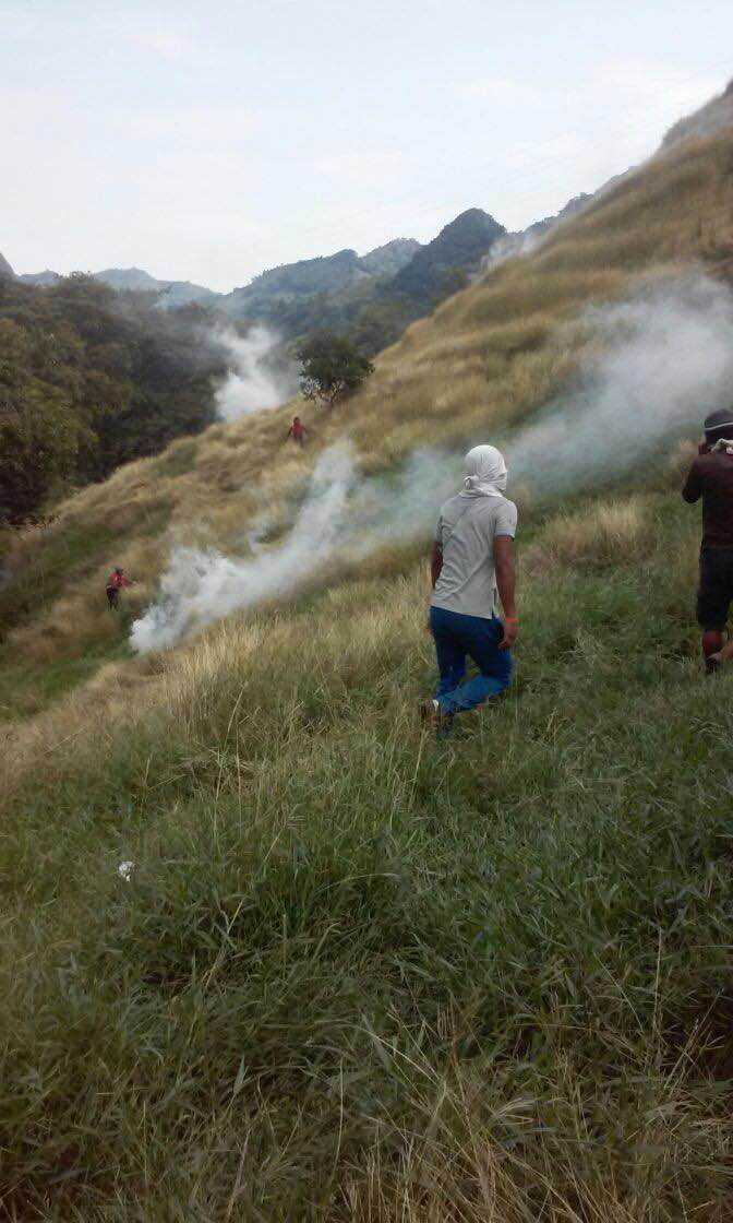 Ataques del ESMAD y la Fuerza Pública en el Departamento de Caldas y Norte del Cauca