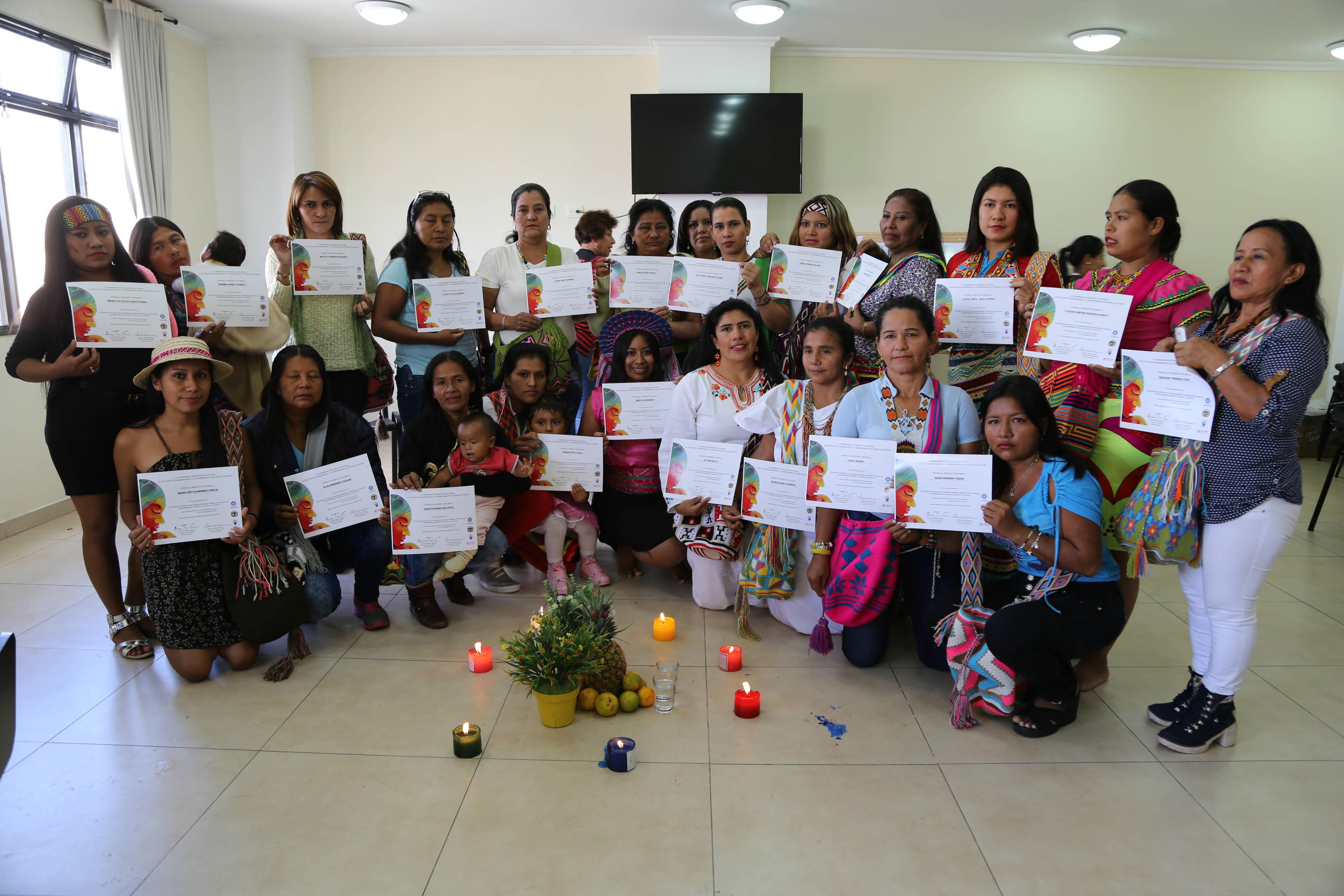 ONIC - Mujeres Indígenas preparadas en cuanto a sus ... - photo#18