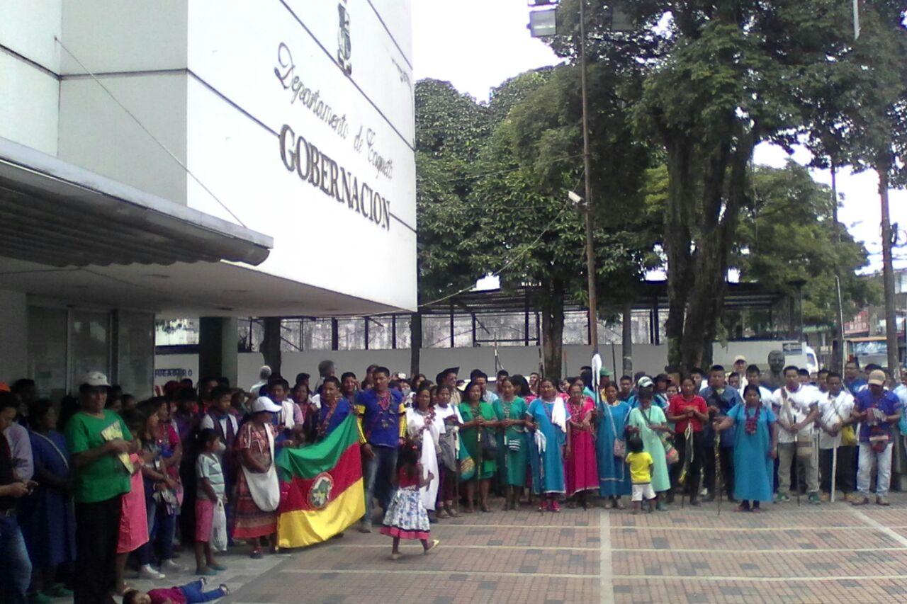 ONIC - Pueblo Coreguaje realiza Minga de Armonización para ... - photo#1