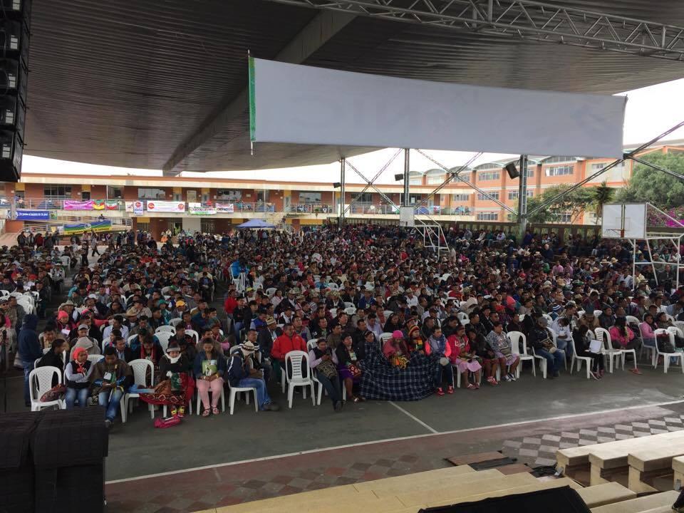 ONIC - Declaración Política: IX Congreso Nacional de los ... - photo#43