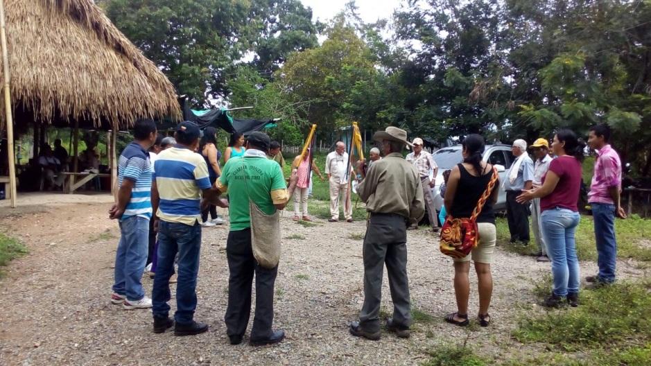 ONIC - Pueblo Pijao de Ortega, Tolima en defensa de su ... - photo#3