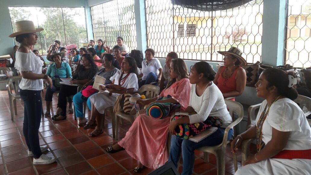 ONIC - Se llevó a cabo Encuentro de Mujeres Indígenas de ... - photo#7