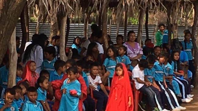 ONIC - En Resguardo Indígena Mayabangloma, se llevan a ... - photo#36